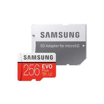 80ef4ae0dec Mälukaart Samsung EVO PLUS UHS-I 256 GB MicroSDXC
