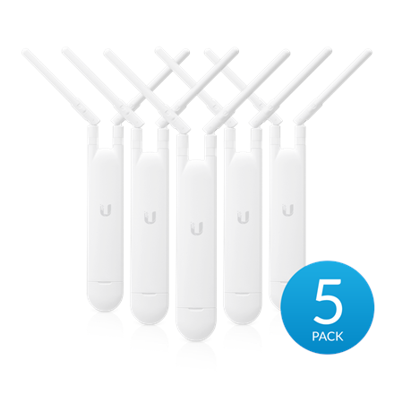 Ubiquiti UniFi UAP-AC-M-5Pack