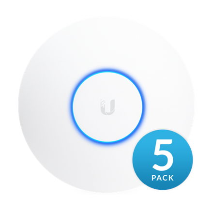 Ubiquiti UAP-AC-HD-5Pack Wave 2 Access point