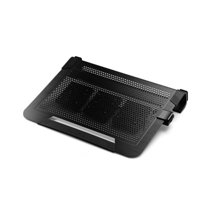 Cooler Master NotePal U3 Plus Notebook cooler up to 19""