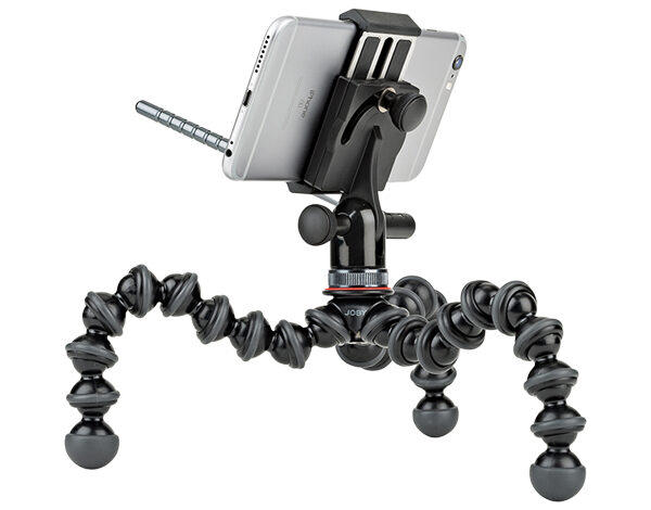 Joby - GripTight Pro Video GorillaPod Stand Black