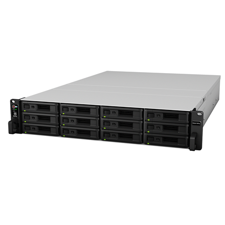 Synology Rack NAS RS3617RPxs Up to 12 HDD/SSD