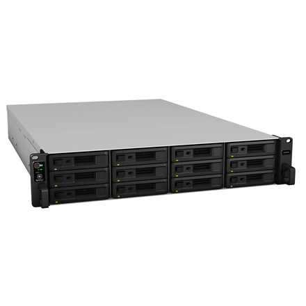 Synology Rack NAS SA3200D Up to 12 HDD/SSD