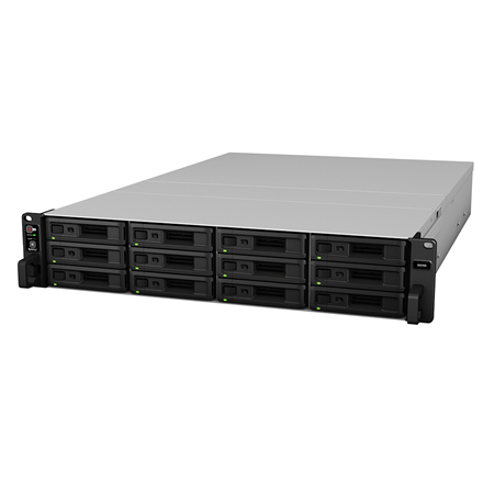 Synology Rack NAS SA3400 Up to 12 HDD/SSD