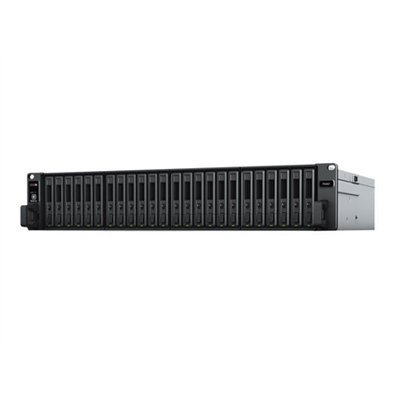 Synology Expansion Unit FX2421 Up to 24 HDD/SSD Hot-Swap, 1 x SAS IN-port; 1 x SAS OUT-port, Quad fan